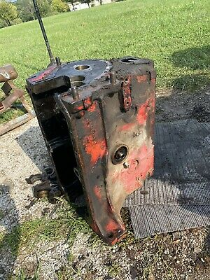 Ford 800 Tractor Gas Engine Block