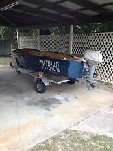 13ft Dehavaulin with 15hp Suzuki Beachmere Caboolture Area Preview