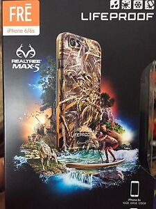 WANT GONE Realtree Camo IPhone 6/6s Lifeproof