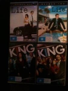 Variety of 2 Season TV Shows $10 each set Marrickville Marrickville Area Preview