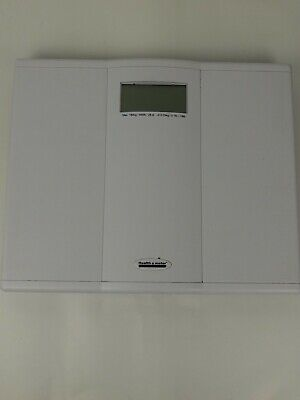 HEALTH O METER MODEL 822KL PROFESSIONAL DIGITAL SCALE TESTED VGC