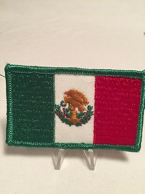 Flag Of Mexico Patch