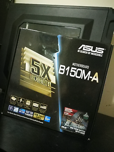 Asus B150M-A motherboard Forest Lake Brisbane South West Preview