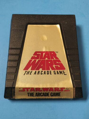Computer Games - Star Wars the Arcade Game for Atari 400/800/xl/xe Computers