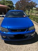 2004 Ford XR6 BA Warragul Baw Baw Area Preview