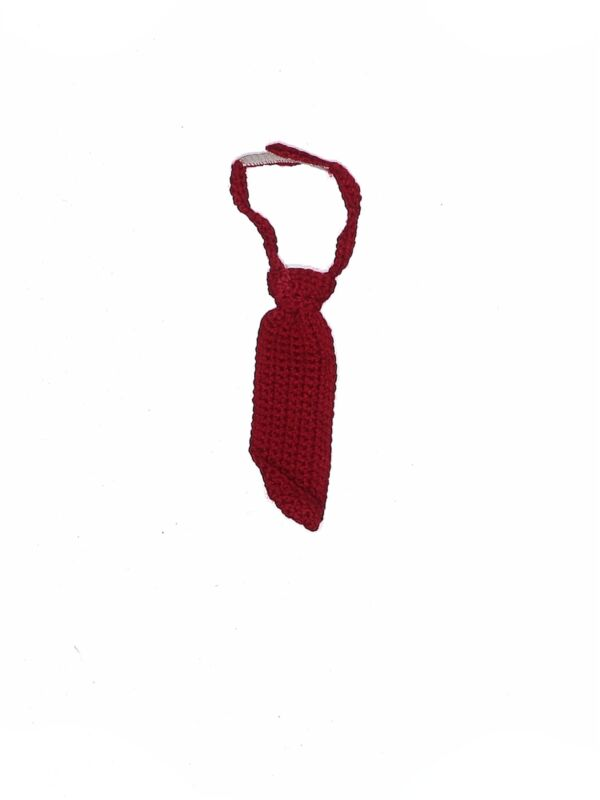 Unbranded Boys Red Necktie One Size