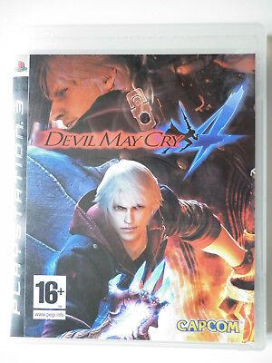 """Devil may cry 4 Jeu Vidéo """"PS3"""" Playstation 3"""