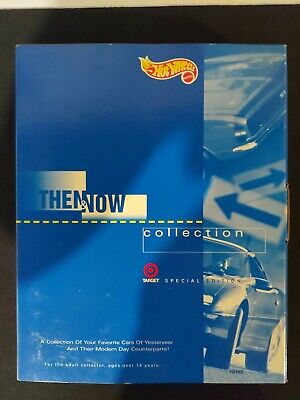 1995 Hot Wheels Then And Now Collection Limited Production