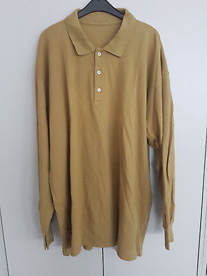 Original BGS Hemd Pullover XL Bundesgrenzschutz RAR ! nur ca. 2 Jahre Ausrüstung