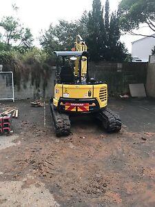 Excavator / Tipper / Pipelayer for Hire Camden Camden Area Preview