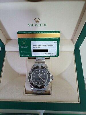 Rolex Sea Dweller Deepsea 126660