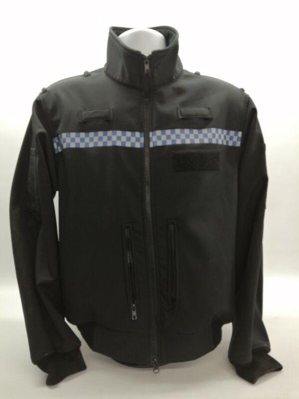Genuine Ex Police Soft Shell Fleece Grade 1 Security Duty Patrol Uniform