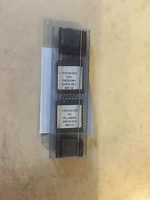 Steris Chip Set - Service 1e Part Number P755718203 New Listed Price 828.00