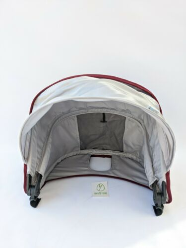 Uppababy vista rumble seat canopy 2015+