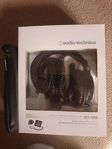 Audio-Technica M50 Monitor Headphone Meadowbank Ryde Area Preview