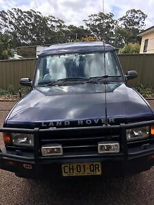 4WD Land Rover discovery Nelson Bay Port Stephens Area Preview