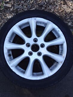 Honda accord euro luxury mag wheels Cabramatta Fairfield Area Preview