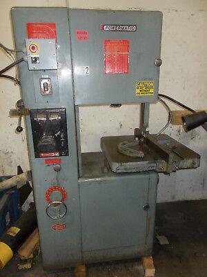 Powermatic 20 Vertical Bandsaw