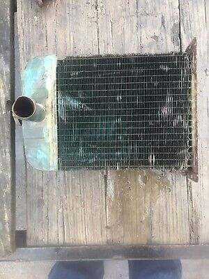 International Farmall Cub Radiator