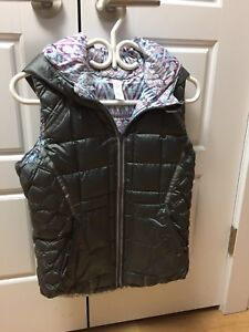 Girls Grey Ivivva Vest