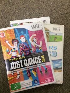 Assorted WII Games Ninderry Maroochydore Area Preview