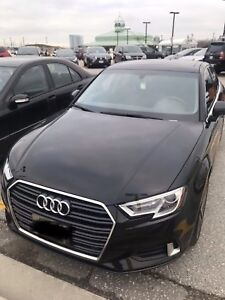 2017 Audi Low Mileage Lease Takover