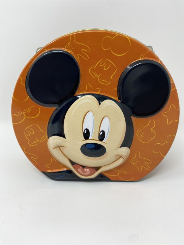 mickey mouse & pals tin