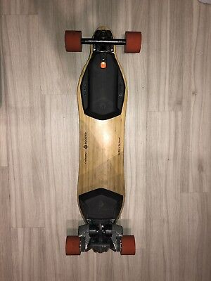Boosted Board V1 Dual Motor Electric Skateboard Great Condition