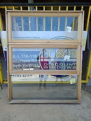 Timber Dual Awning Window - 1800H X 1455W  (Item 4344/14)