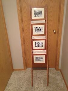 Photo Frame/Magazine Rack