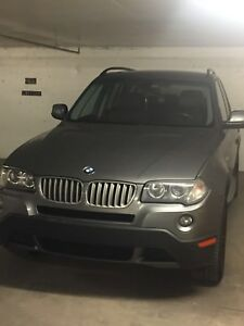 2010 BMW X3 with low Kms!