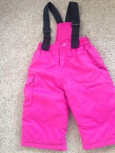 Snow pants Please Mom size 12-18 months