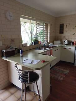 Secondhand kitchen
