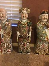 3 Longevity God Fu Lu Shou Chinese immortals Stafford Heights Brisbane North West Preview