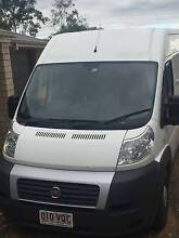 Fiat Maxi Ducato Van LWB Mid Roof Low Km/s, 12 mths Rego on Sale Ipswich Ipswich City Preview