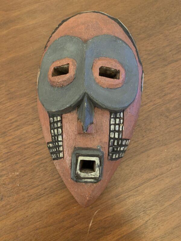 Ghana Wood Mask Pier One