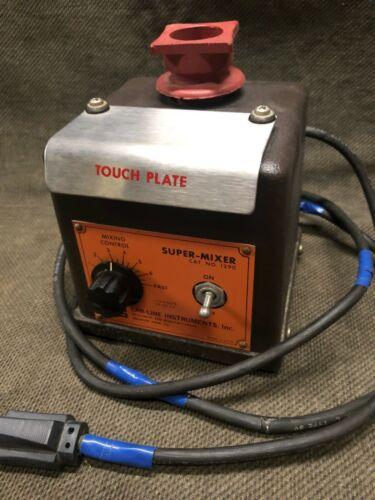 Lab Line Instruments Stirrer Mixer Super-Mixer Cat. No. 1290
