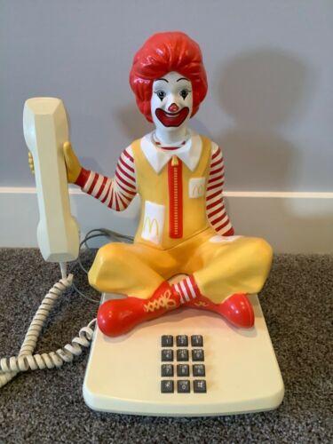 Ronald McDonald Telephone