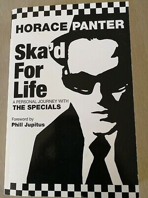 Horace Panter - Ska'd For Life - The Specials