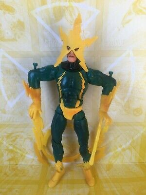 Marvel Legends Toybiz Spider-Man Classics Electro Action Figure (L)