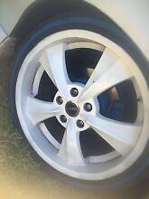 19 inch commodore wheels SWAPS Cambridge Park Penrith Area Preview
