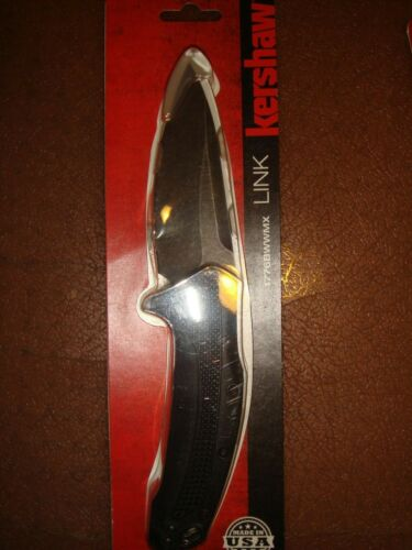 Kershaw Link Speedsafe Assisted Opening Pocket Knife- Brand New & Sealed!!!