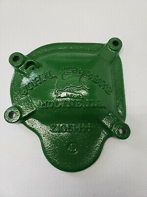 John Deere Jd Sickle Mower Gearbox Cover Z1051h Moline Illinois