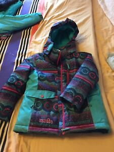 Girls winter coats size 5