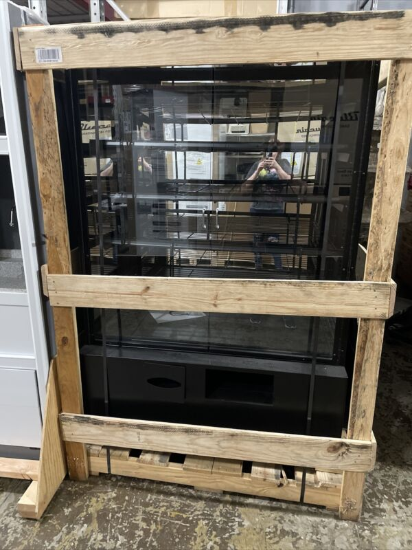 New Marco Display Dry Bakery Case w/ with Lighting 4
