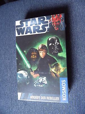 STAR WARS Kosmos Angriff Rebellen Spiel für 2 bis 4 Spieler Neu und OVP s. Fotos