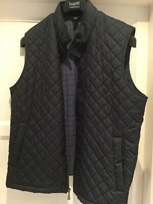 Men's Brooks Brothers quilted sleeveless jacket XL