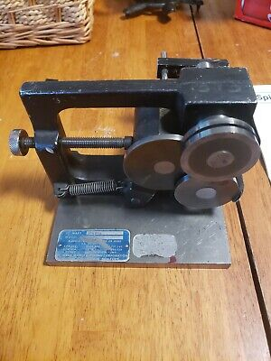 4t St. Mary Spin Roll Grinding Fixture - 525-m