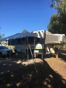 Jayco Outback 2013 Camper Van Hillston Carrathool Area Preview