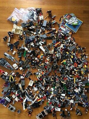 Huge Lego Over 11 pounds of Lego Bulk Lbs Mixed Legos (Lot 2) Star Wars Technic